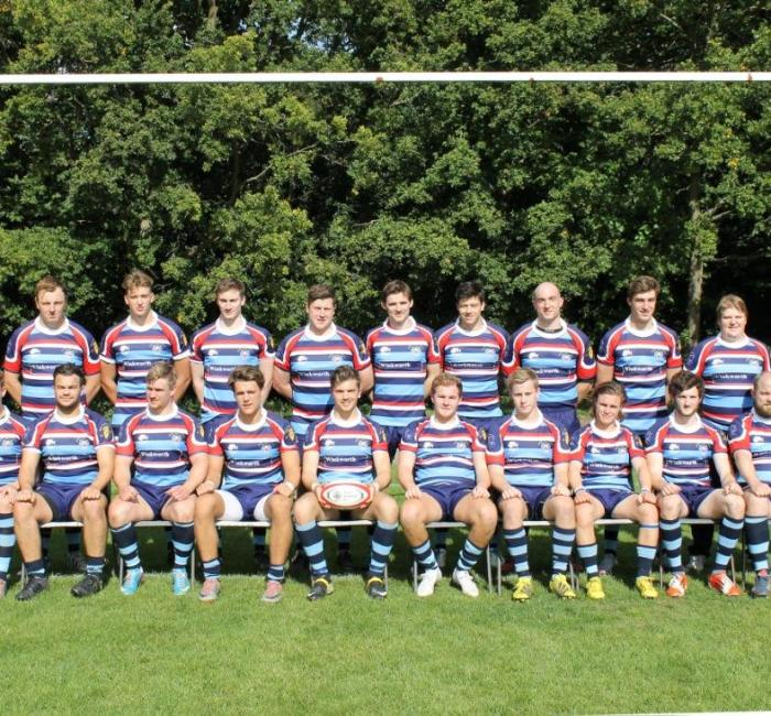 Reeds First Team 2015-16