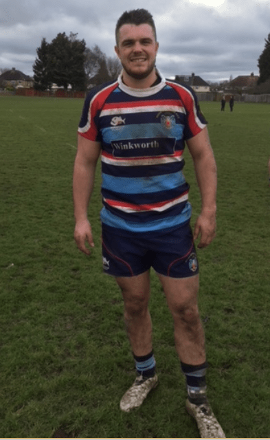 Bille Maddock Man of the Match 10-03-18