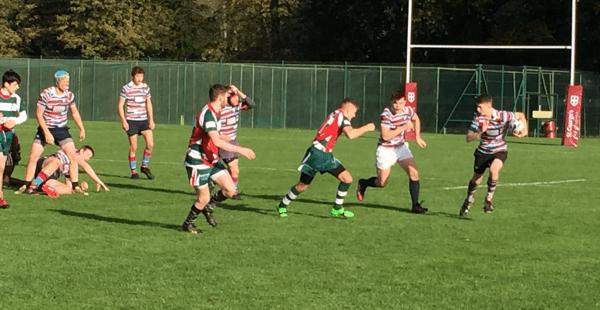Quick Attack - Reeds Weybridge RFC Colts
