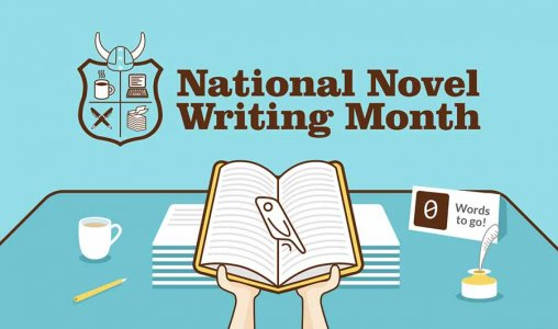 Image result for nanowrimo 2019