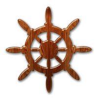 wood-boat-steering-wheel-icon