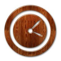 wood-clock-icon