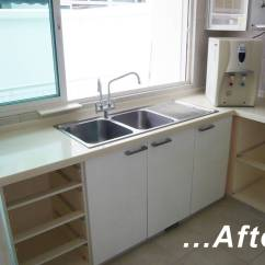 Replacing Kitchen Countertops Canisters Pottery Countertop Replacement Reefwheel Supplies