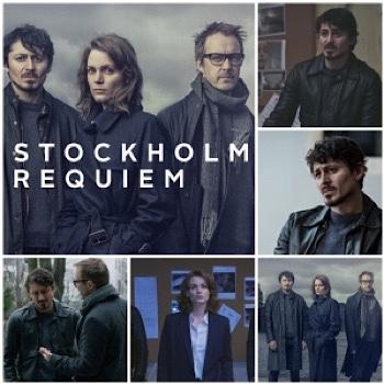 Stockholm Requiem photo montage
