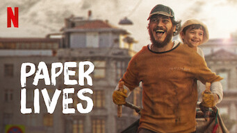 Theatrical poster for Paper Lives