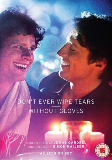Theatrical poster for Don't Ever Wipe Tears Without Gloves