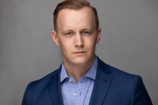 Headshot of David S. Lindgren Photo Credit: Daniel Gaul