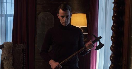 Gísli Örn Garðarsson as Vidar in Ragnarok season 2