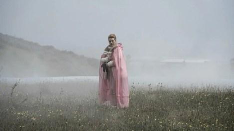 Aliette Opheim as Gunhild in Katla
