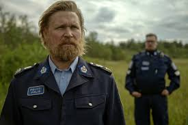 Matti Ristinen (Jussi Ritola) in a scene from All the Sins