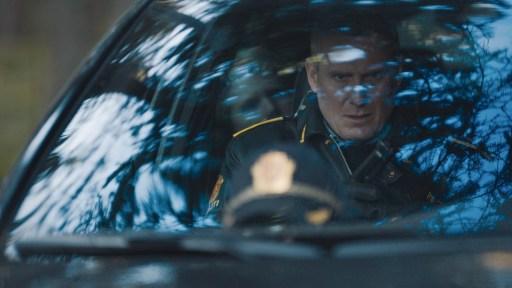 Frode Winter as Bengt in a scene from Borderliner
