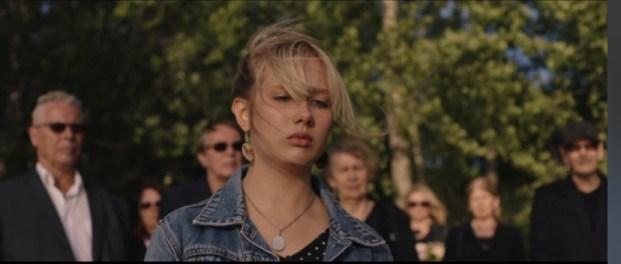 Rosa Honkonen (Silvia Tervo) in a scene from All the Sins
