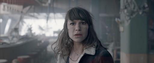 Kathrine Thorborg Johansen as Livein a scene from Post Mortem: No One Dies in Skarnes.