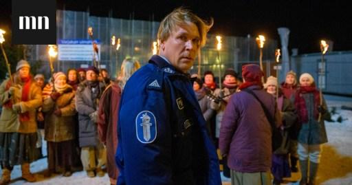 Matti Ristinen as Jussi Ritolain a scene from All the Sins S2