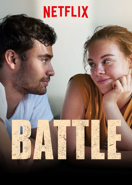 Theatrical poster for the film Battle on Netflix