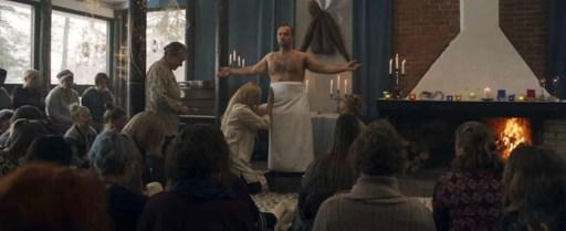 Jari Virman as Pietilä in a scene from All the Sins S2