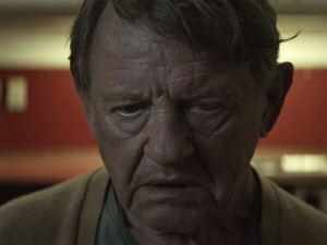 Henning Jensen as Holger Frennerslev in When the Dust Settles