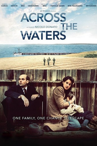 English poster for Across the Waters