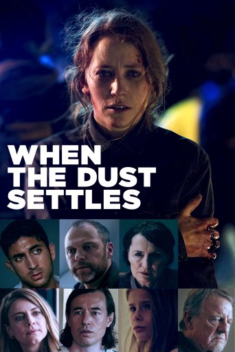 English-language poster for When the Dust Settles