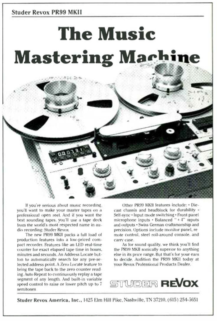 Reel2ReelTexas.com's reel to reel tape recorder 1908 ad