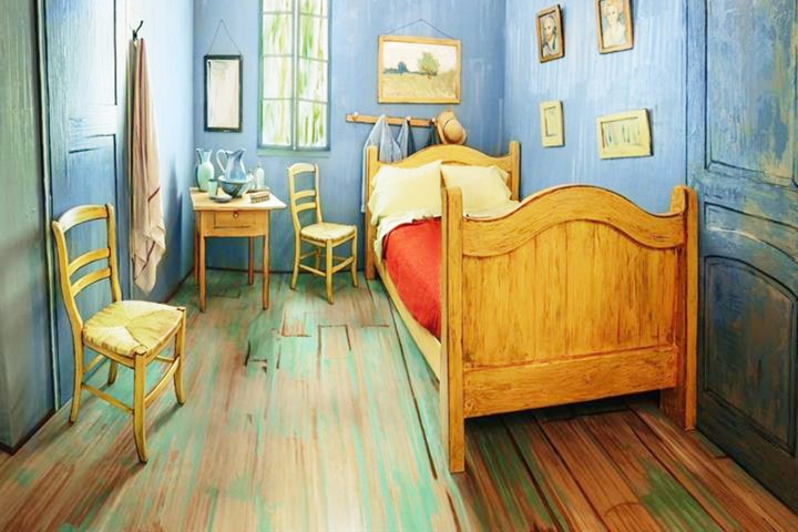 "Burnett's ""Van Gogh Bnb"" wins Grand Prix at Cannes"