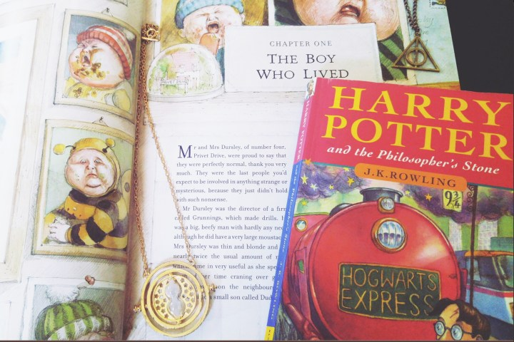 Facebook and Twitter celebrate Harry Potter 20th