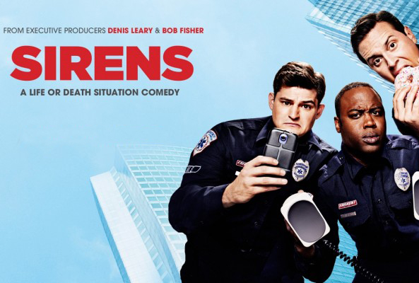 """Lots of filming ahead to replace canceled """"Sirens"""""""
