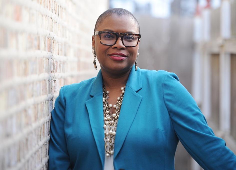 12:40 p.m. — Sheila Brown, CineCares Foundation