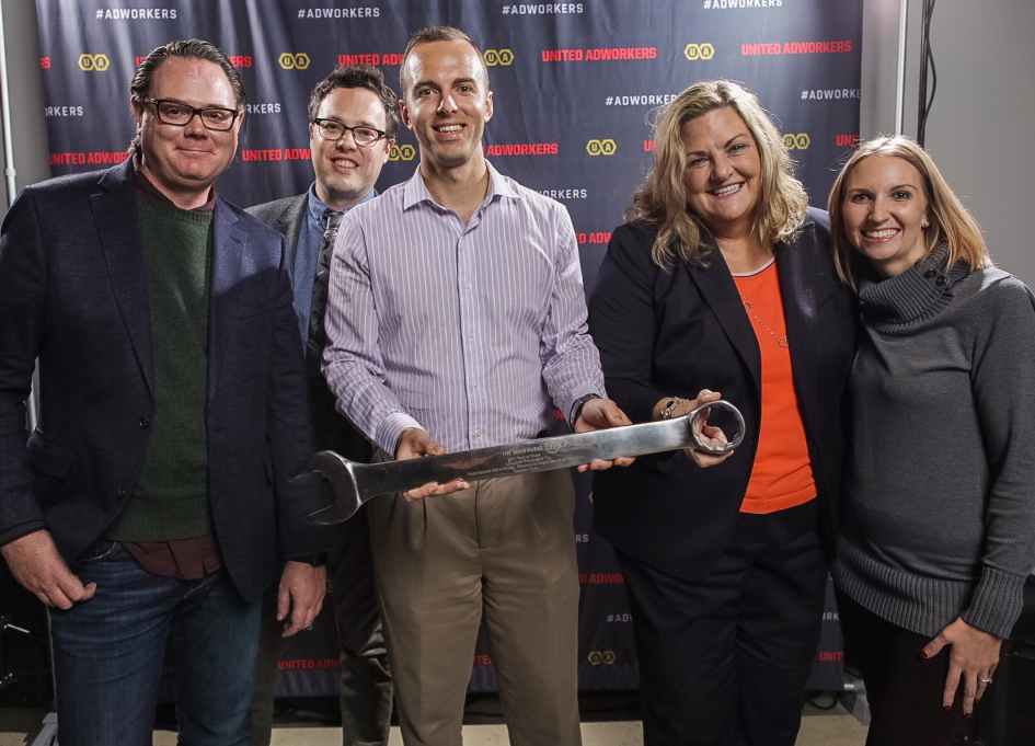 Laughlin Constable wins big at Milwaukee 99 Awards