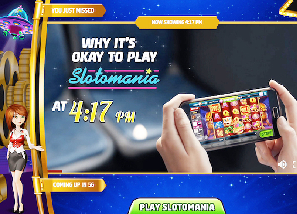 73 FCB offices play Slotomania around the world