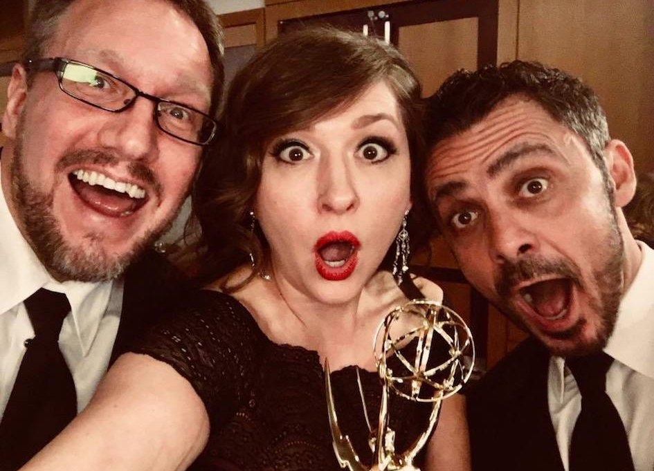 Potenza and Daily Planet win Chicago Emmys