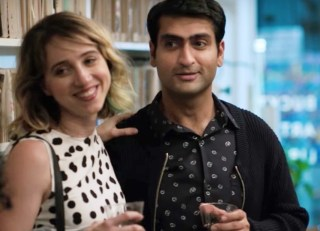"Gordon and Nanjiani and in ""The Big Sick"""