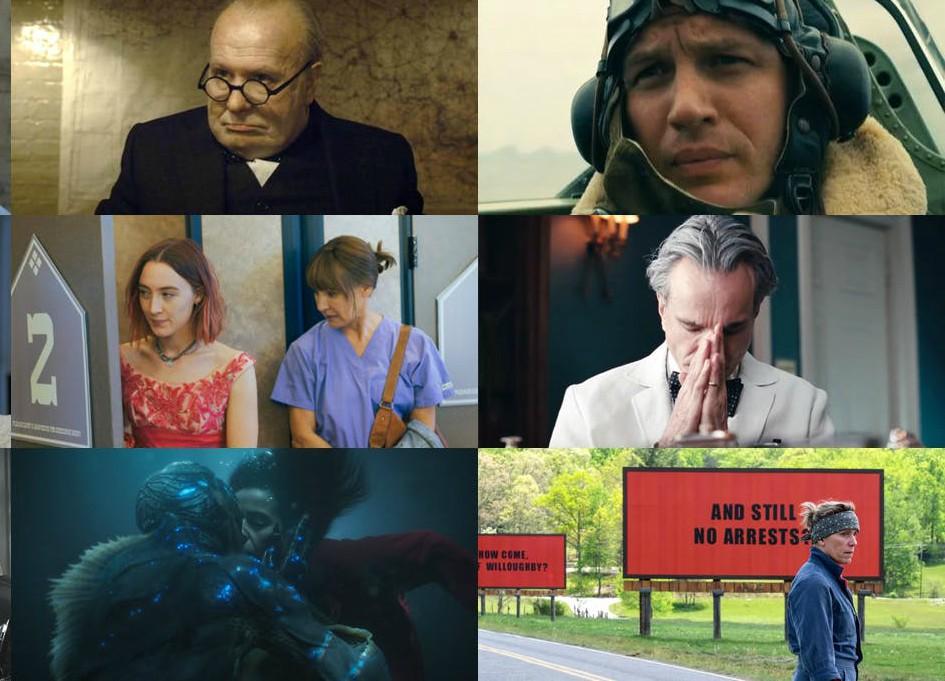 Oscars 2018: Colin Costello's winning picks