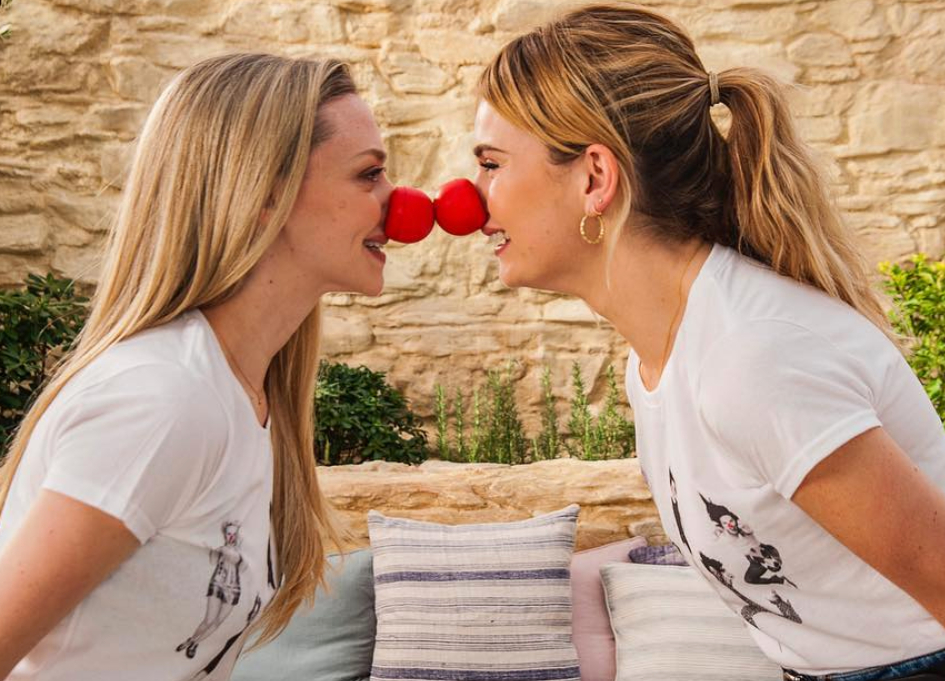 Fitzco goes nose to nose with Red Nose Day