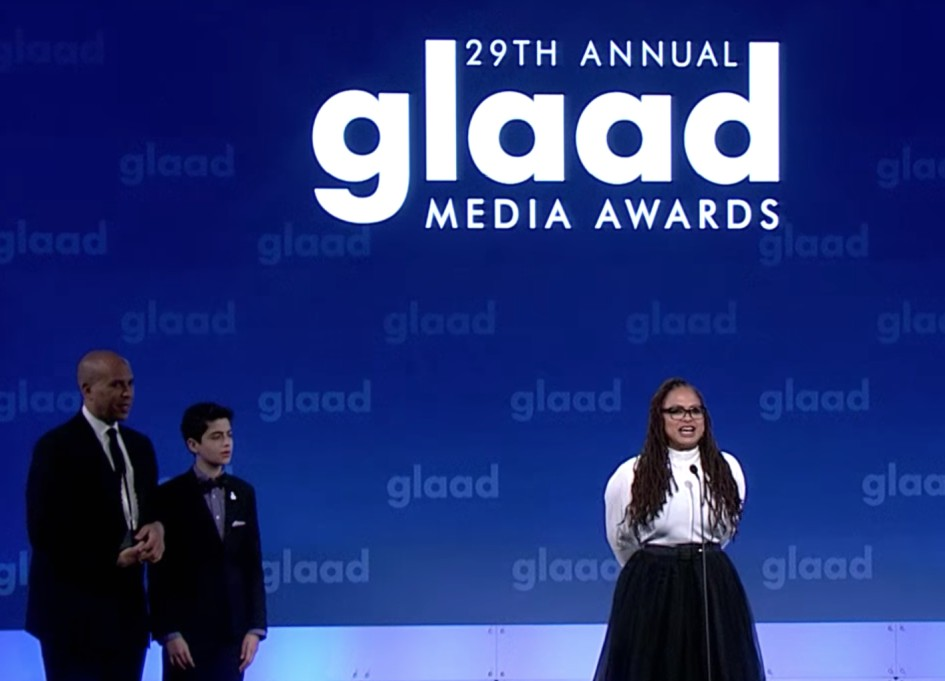 DuVernay, Wiley, Carter honored at GLAAD Media Awards