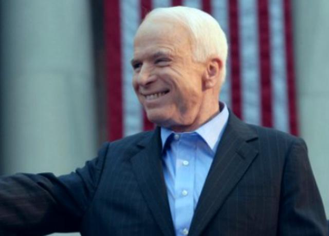 HBO announces premiere date for John McCain doc