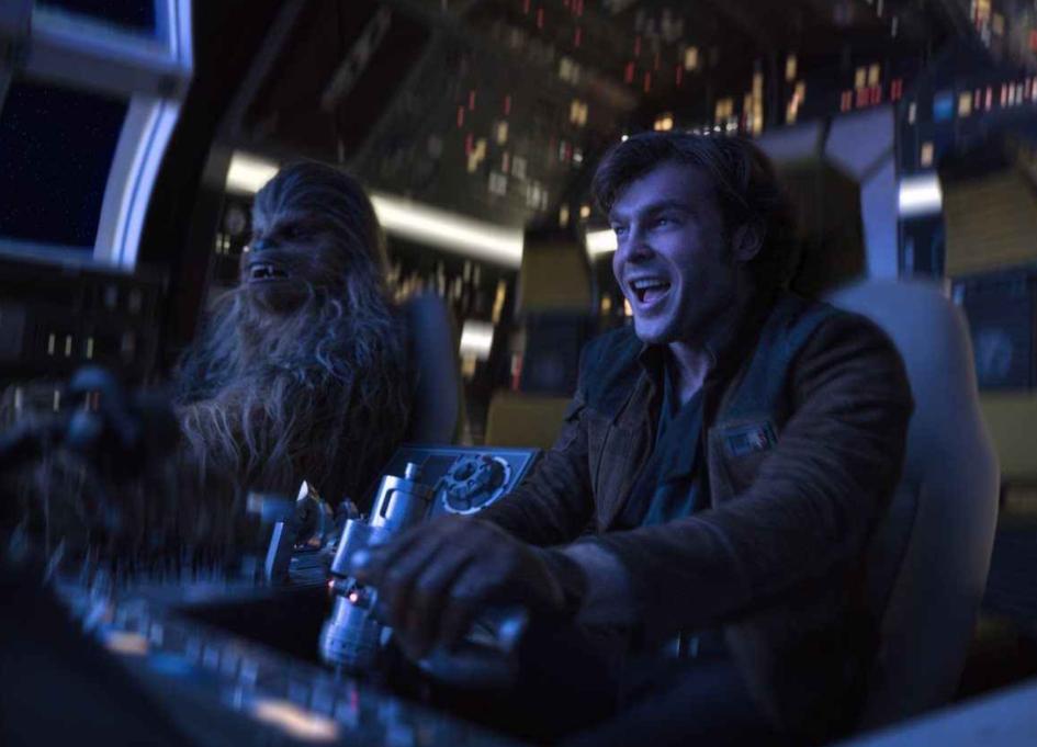 'Solo: A Star Wars Story' …  yeaaaaaaaaaaaah not really