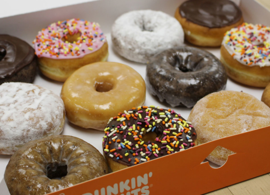 Dunkin' Donuts names Publicis Media media AOR