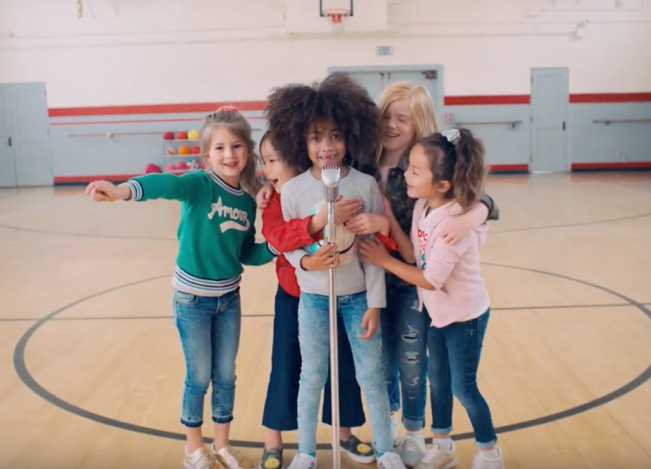 For back-to-school, Gymboree goes old school