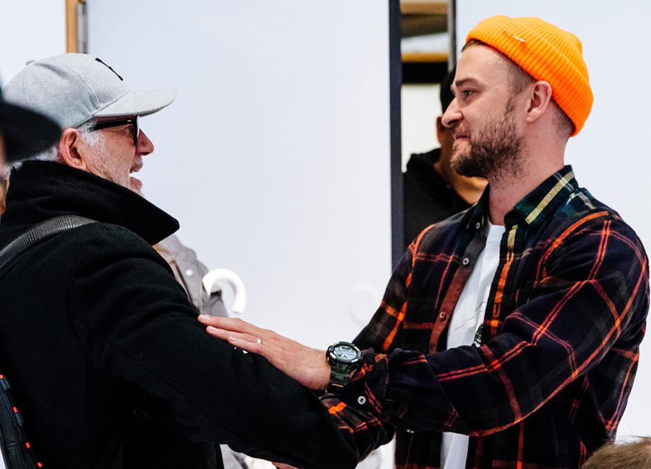 Justin Timberlake inspires the new Air Jordan III JTH