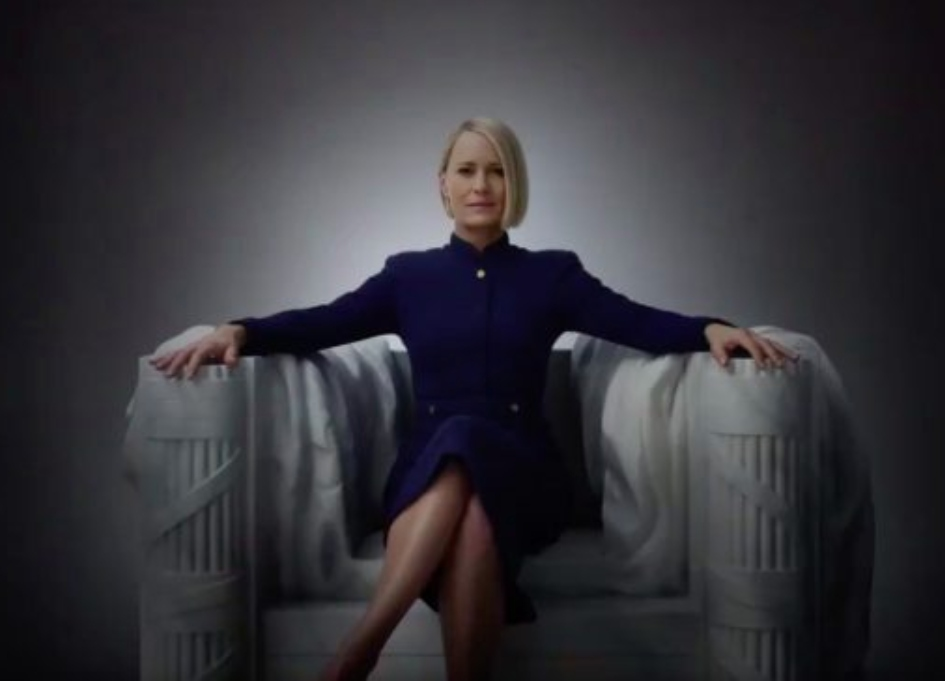 Netflix drops S6 teaser for 'House of Cards'