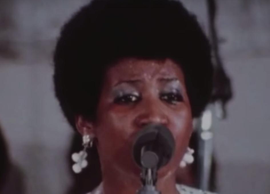 AFI adds Aretha Franklin doc 'Amazing Grace'