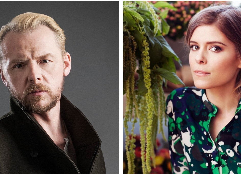 Mara & Pegg in negotiations to star in 'Inheritance'