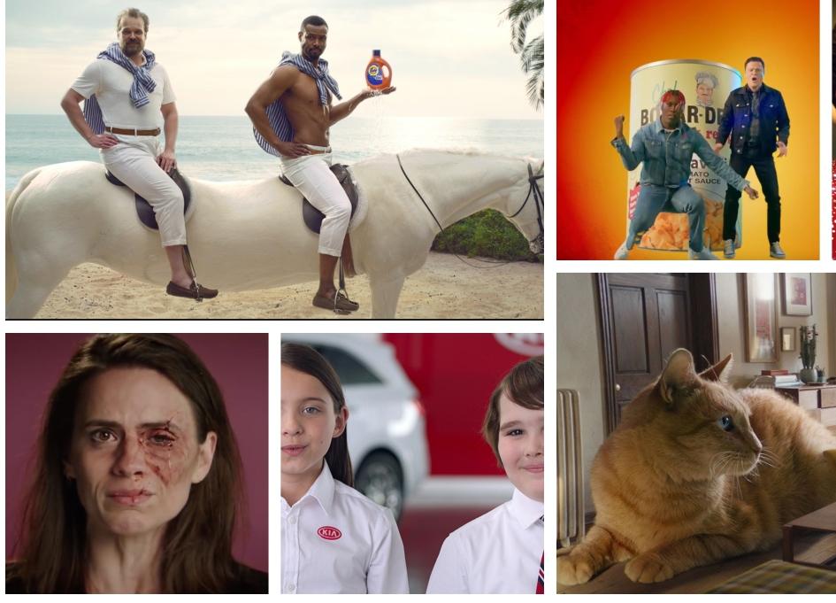 REEL 360 top 20 commercials of 2018