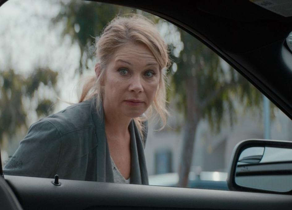 Christina Applegate gets locked out in M&Ms teaser