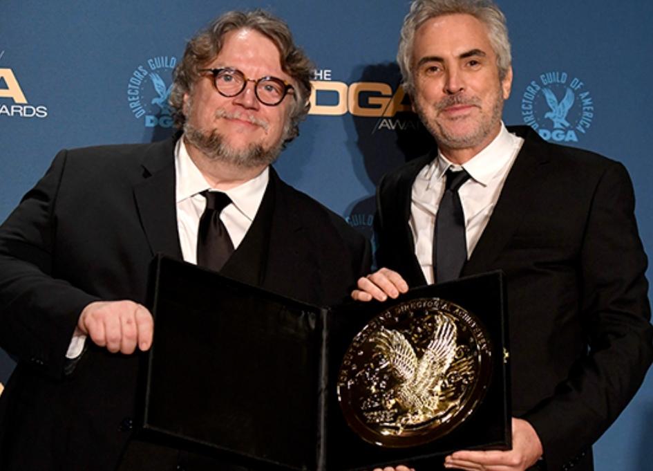 Cuarón's 'Roma' takes top honors at 71st DGA awards