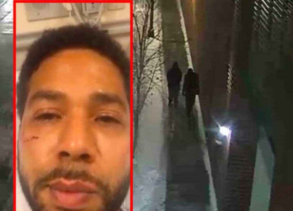 Questions arise in Jussie Smollett's alleged attack