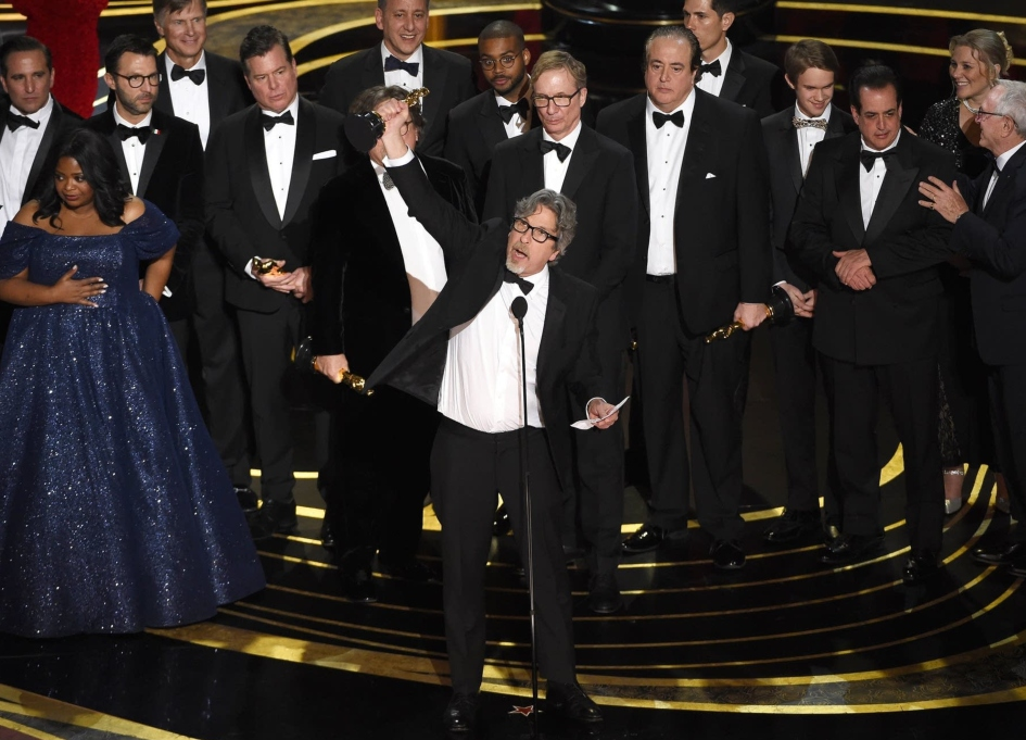 'Green Book' takes Best Picture at hostless Oscars