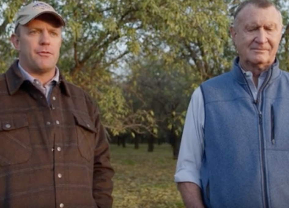 New Blue Diamond Almond campaign features farmers