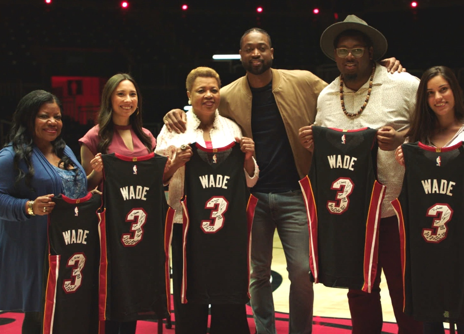Reel Ad of the Week: This Bud's for Dwayne Wade